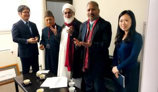 Religious Social Organizations Delegation Meets Japanese Foreign Ministry Officials