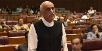 Ppp Protest Against Arrest Of Agha Siraj In National Assembly