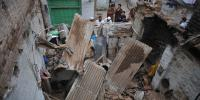 Roof Of Houses Collapsed In Multan And Sheikhupura 6 Killed
