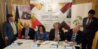 Pakisan Ande Belgium Signed Mou For Trade