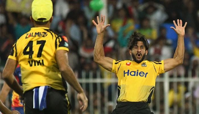 پشاور زلمی نے کراچی کنگز کو شکست دیدی