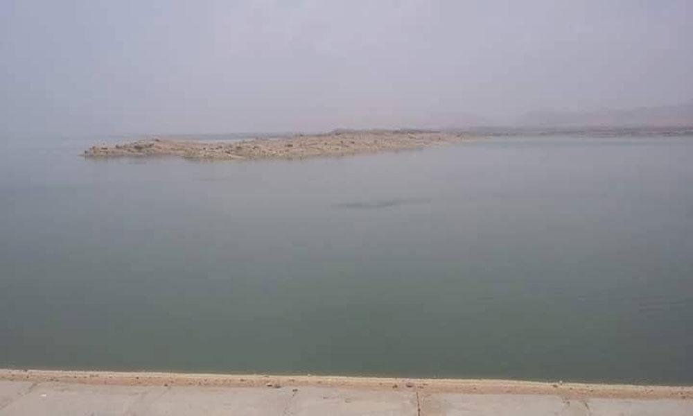 حب ڈیم میں 22 فٹ پانی کا اضافہ