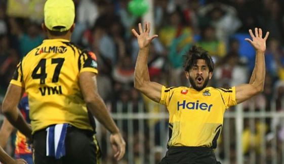 Peshawar Zalmi Won By 44 Runs