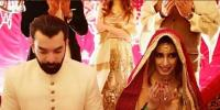 Emaan Ali Married With Major Aziz Bhattis Grandson