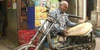 Gujarat Man 60 Builds E Bikes By Recycling E Waste
