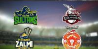 Two Matches Will Be Played In Psl4 Today