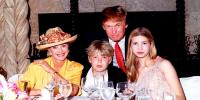 Ivanka Trumps Mother And President Trump First Wifes 70th Birthday