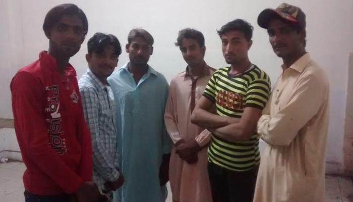 کراچی، پُرتشدد اداکاری پر 6 نوجوان گرفتار