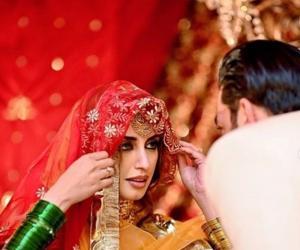 ایمان علی کی  شادی