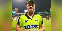 Psl Is Lighting Up Now De Villiers