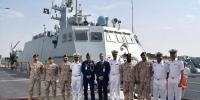 Pak Uae Naval Bilateral Exercise Nasal Al Bahr