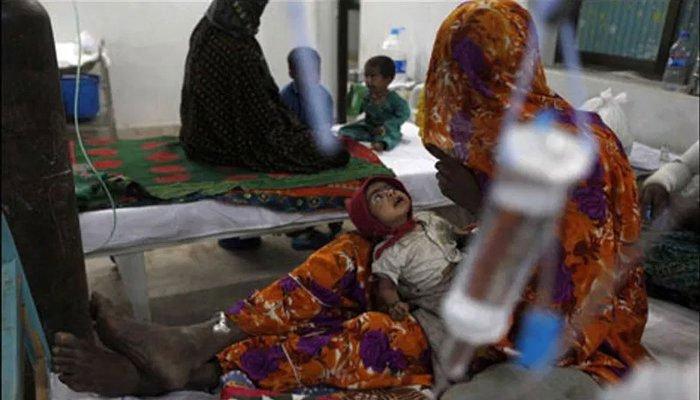 تھرپارکر میں غذائی قلت سے اب تک 48 بچے ہلاک