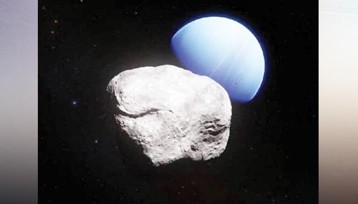 نیچون میں نظامِ شمسی کے سب سے چھوٹے چاند کی دریافت