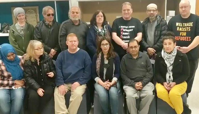 امریکا: پاکستانی اور بھارتی امریکیوں کا امن کیلئے اظہار یکجہتی