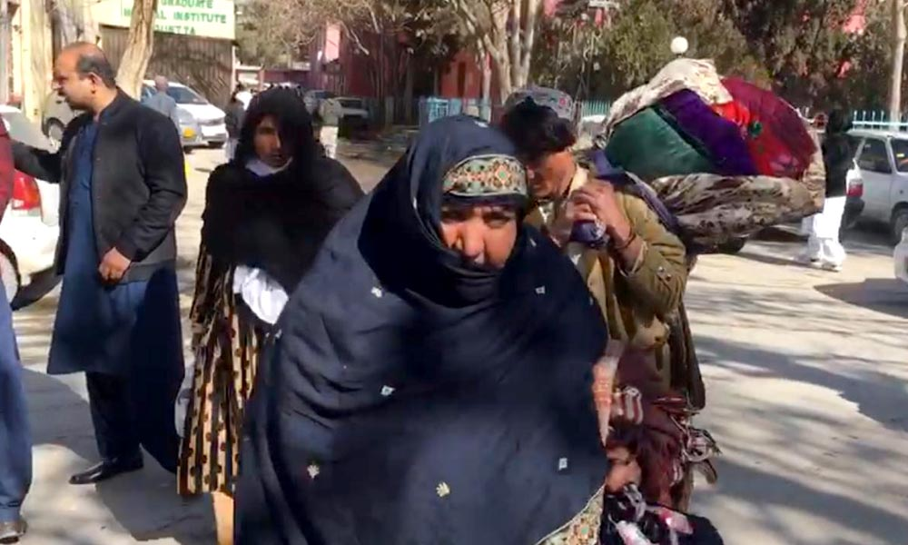 بلوچستان میں خواتین صحت کےگھمبیر مسائل سے دوچار