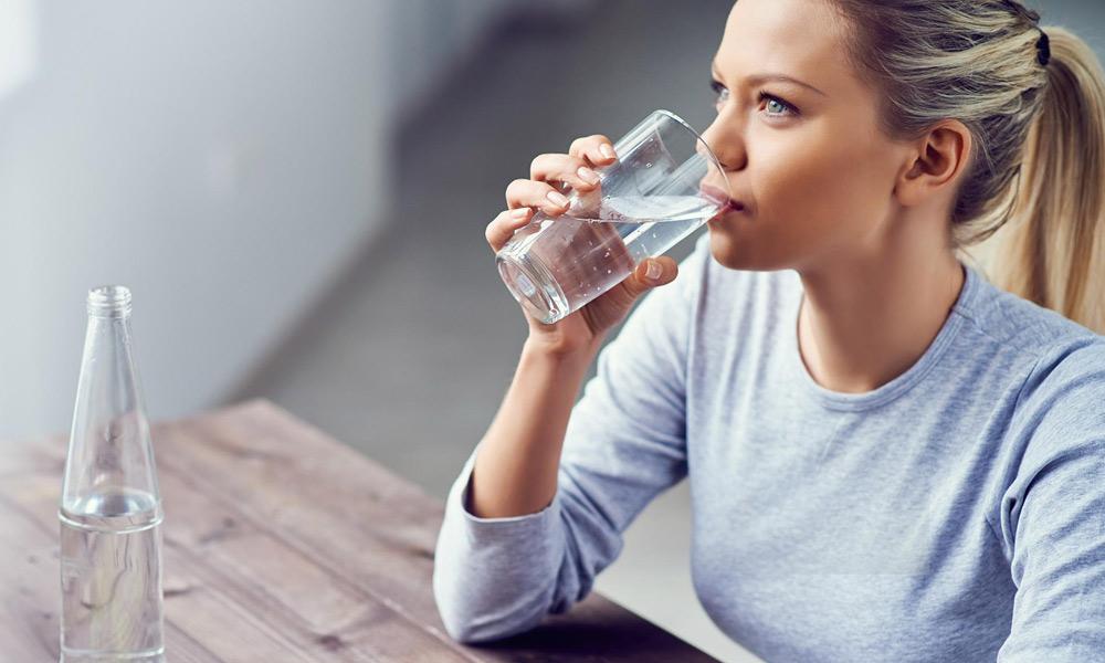 ٹھنڈے پانی سے دوری صحت کیلئے فائدہ مند