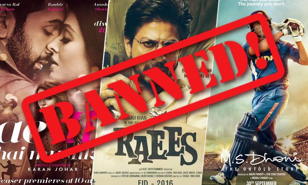 پاکستان کی بالی ووڈ فلموں پر پابندی ،عوام کیلئے سزا ؟