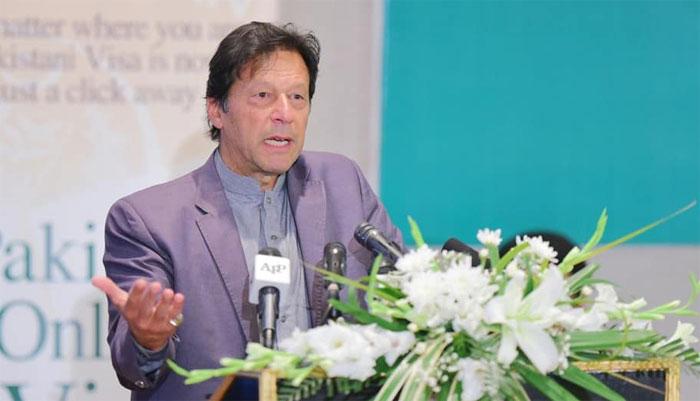 ویزا پالیسی کا مقصد سرمایہ کاری کا فروغ ہے، عمران خان