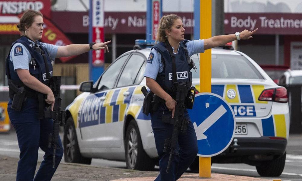 نیوزی لینڈ: 2 مساجد پر فائرنگ، جاں بحق افراد کی تعداد 40 ہو گئی
