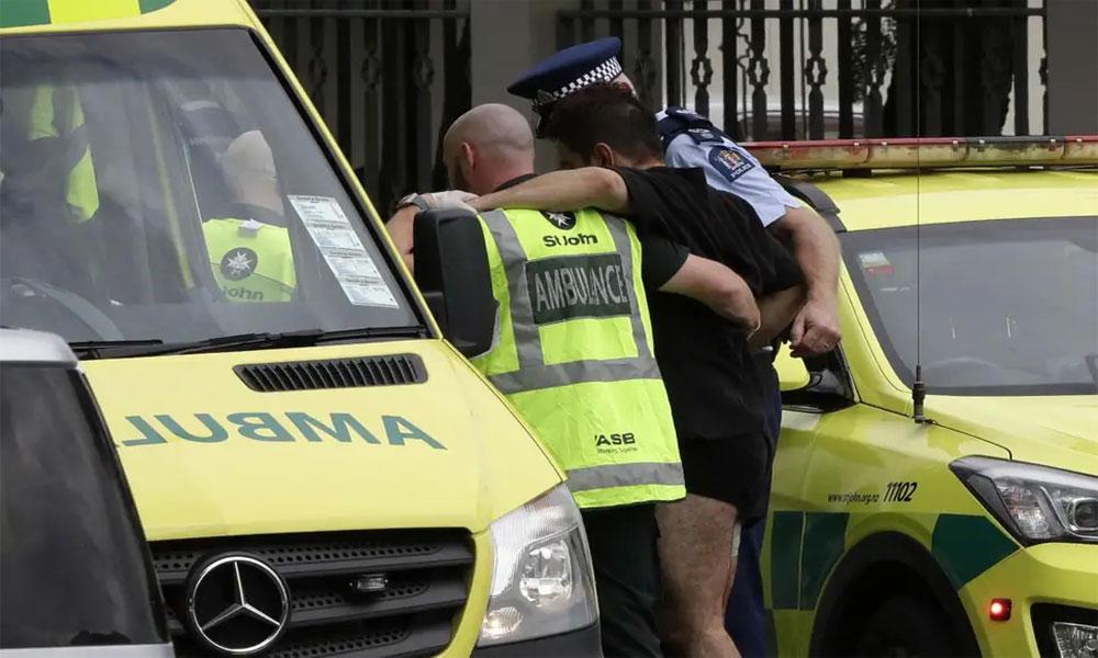 پاکستان کی نیوزی لینڈ کی مساجد میں فائرنگ کی مذمت