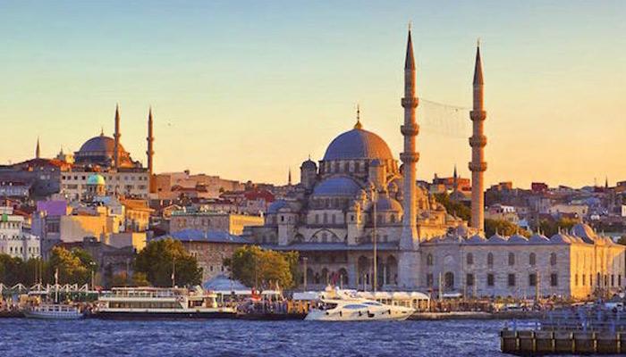 استنبول ترکی کا سب سے بڑا شہر
