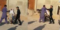 Korangi Fake Police Officers Torture Video Viral