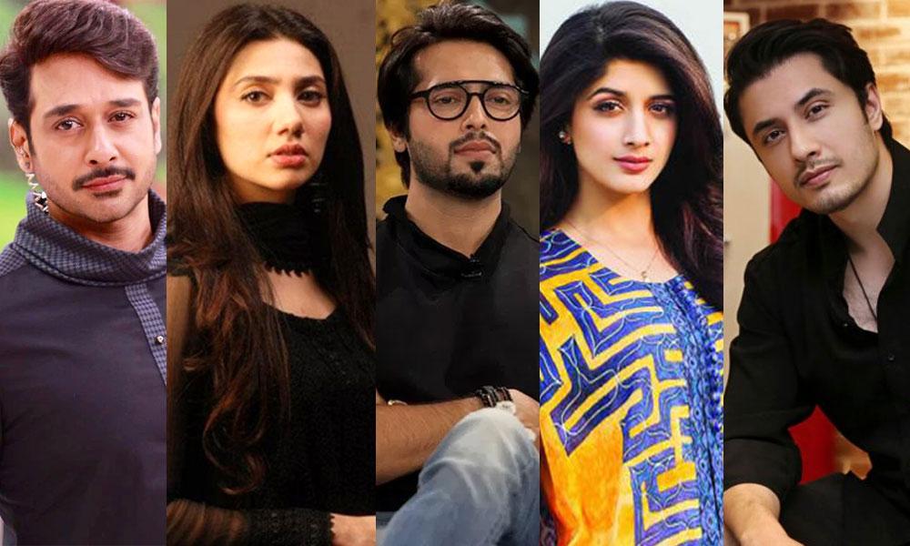 سانحہ نیوزی لینڈ,پاکستانی فنکاروں کا اظہارِ افسوس