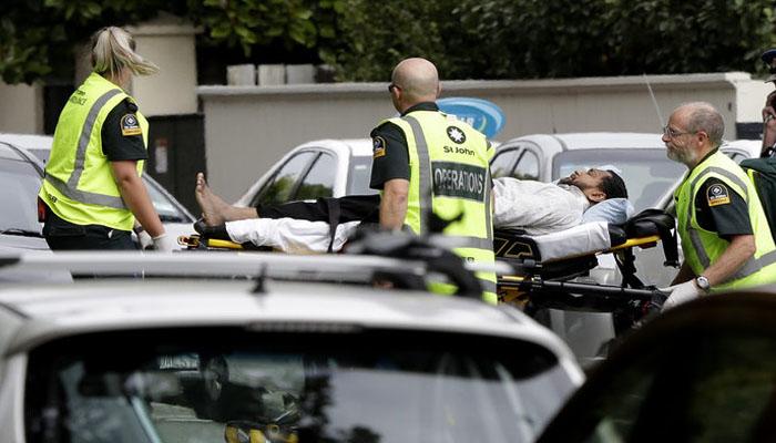 کرائسٹ چرچ حملے کے 40زخمی زیر علاج