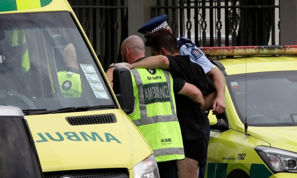 نیوزی لینڈ حملے کی ویڈیوز سوشل میڈیا سے ہٹائی جانے لگیں