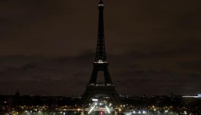 سانحہ نیوزی لینڈ، ایفل ٹاور کی روشنیاں بجھا دی گئیں