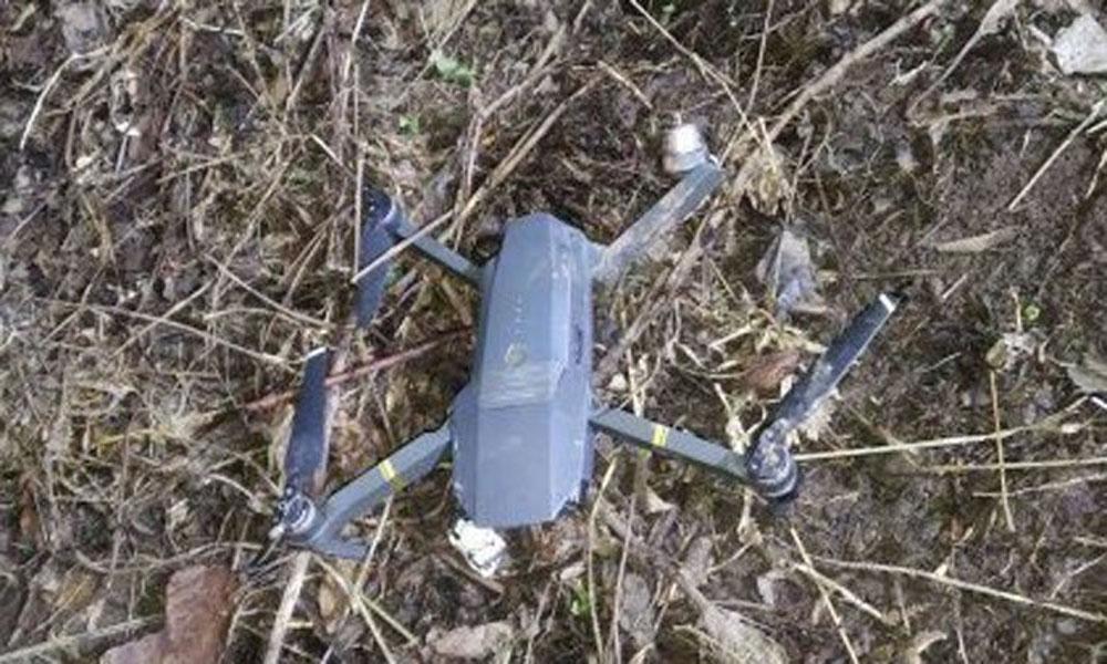 پاک فوج نے بھارت کا ڈرون مار گرایا