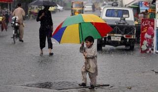 Rain Lashes Quetta