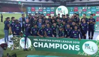 Quetta Batting Against Peshawar In Final Psl4