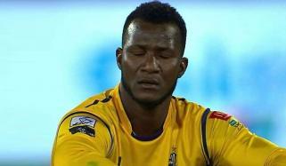 Captain Of Peshawar Zalmi Darren Sammy Sad