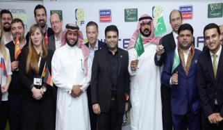 International Socca World Cup Pakistan Delegation Reached Birmingham