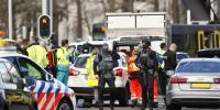 Netherland Utrecht Shooting 1 Died Several Injured