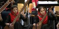 Afghanistans All Women Orchestra Zohra Performed In London
