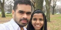 Indian Newlyweds Bride Came To Christchurch Also Martyred
