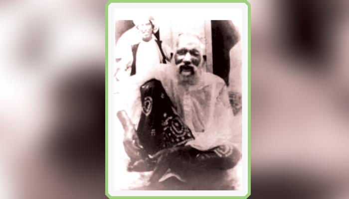 تحریک پاکستان کی تاریخ ساز شخصیت ''مولانا تاج محمود شاہ امروٹی''