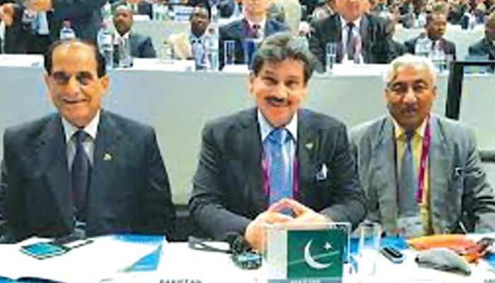 پاکستانی فٹ بال کو عالمی طور پر منوائیں گے، خادم علی شاہ