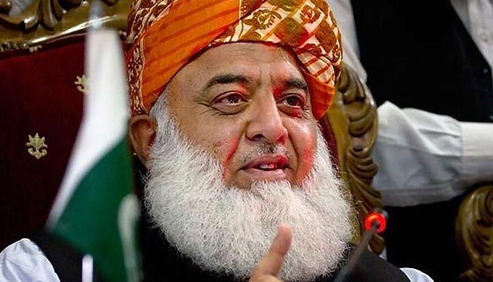 فضل الرحمان کی اسلام آباد کے لاک ڈاؤن کی دھمکی