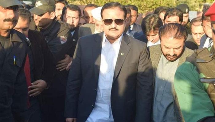 عثمان بزدار کو کابینہ میں ردو بدل کا اختیار مل گیا