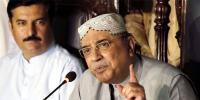 Zardari Challenges Call Up Notice Of Nab