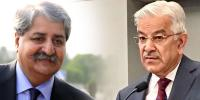 Accountability Court Calls Khawaja Asif And Naveed Qamar As Witnesses In Nandipur Reference