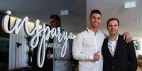 Cristiano Ronaldo Opens Hair Transplant Clinic In Spain
