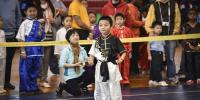 Chinese Martial Art Championships Kick Off In New York