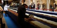895 Feet Long Tiramisu Set Guinness Record In Milan
