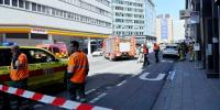 Bomb Scare In Brussels Eu Quarter