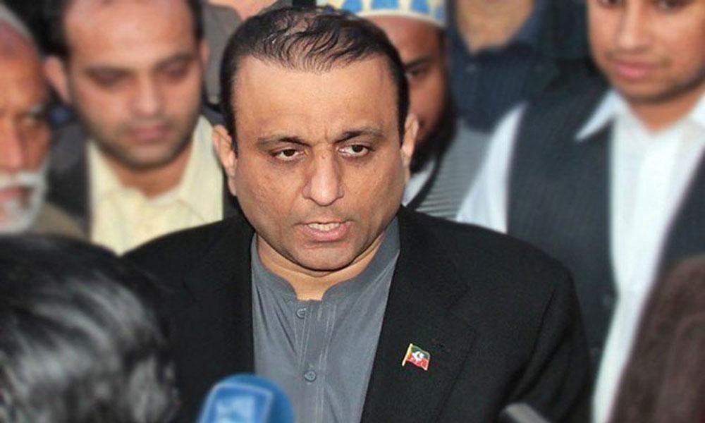 عبدالعلیم خان کی درخواستِ ضمانت پر نیب کو نوٹس