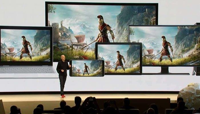 گوگل کا ویڈیو گیم اسٹریمنگ کا اعلان